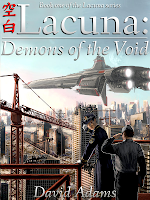 The original Lacuna: Demons of the Void cover