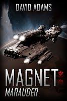Magnet: Marauder cover