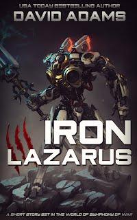 Iron Lazarus Cover